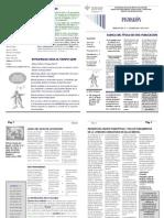 salud mental comunitaria - instrumentos de sensibilización