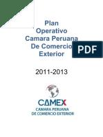 Plan Operativo CAMEX V2