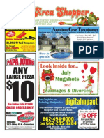Area Shopper August