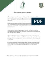 Dam Removal Info Sheet
