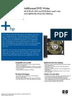 HP 1040(E) DVD Drive Manual - English