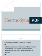 Thermodynamics 1st Report - 29 Slides