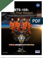 NASA Space Shuttle STS-135 Press Kit