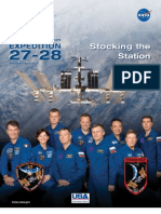 NASA ISS Expedition 27-28 Press Kit