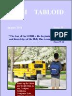 Tabloid August 2011