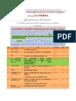 101014-Bis cnt EL ANUNCIO DEL CIELO y 17 Mensajes Seleccionados por LA TIERRA