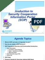 Web Page SCIP Intro