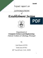 DBMS Report