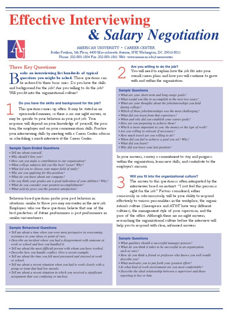list three work related skills you possess