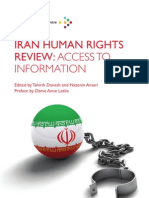 1369 -  Iran Human Rights Review