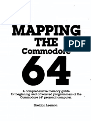 Mapping the Commodore 64 | Variable (Computer Science