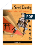 Japanese Sword Drawing - Don.J.zier (Ocr)