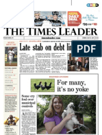 Times Leader 07-31-2011