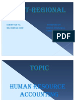 Ppt of Human Resource Accounting