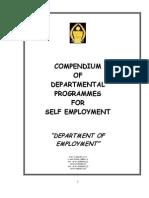 j&k Self Employment Schemes