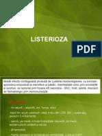 Curs Listerioza Net