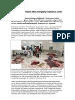 Kesatuan Turki Islam Akan Menjadi Penyelamat Umat Islam Pattani