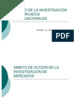 2-El Ambito de La Investigacion de Mercados Internacionales[1]