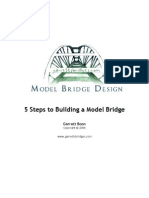 5 Steps to Building a Model Bridge