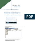 Mikrotik VPN | Router (Computing) | Ip Address