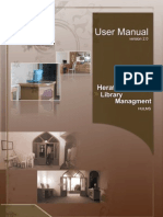 Herat University Library Management System English User Manual