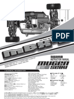 Manual Mbx6