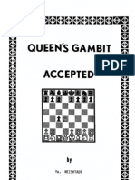 Yakov Neishtadt - Queen's Gambit Accepted