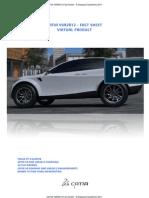 CATIA V6R2012 Factsheet