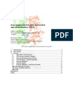 Principles of Structural and Cell Biochemistry