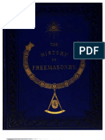 Robert Freke Gould - The History of Freemasonry