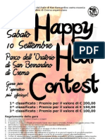 Happy Hour Contest