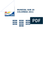 Mundial Sub-20 Colombia 2011