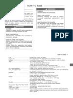 Kawasaki Brute Force (Owners Manual) Maintenance