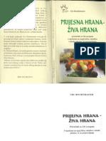 Urs Hochstrasser-Presna Hrana Ziva Hrana(1)