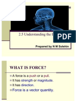 2.6 Effect of the Force