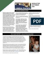 2008 September AFS Newsletter - Color