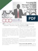 Client Satisfaction Article