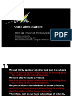 Arch 413-Space Articulation Part 1-A