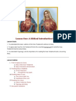 Our Blessed Mother in the Word of God