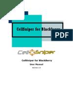 CellSniper_BB_UserManualv1.0