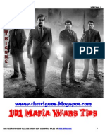 Mafia Wars 101 Tips
