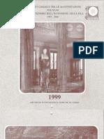 Calendario 1999, dedicato alle celebrazioni Voltiane