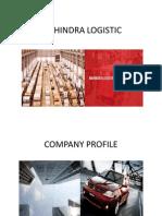 Mahindra Logistic Ppt