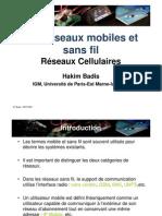 Wireless Networks IR3