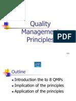 Quality Management Principles Slides