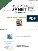 Manual Pedidos Por Internet Colombia