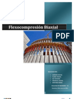 Flexocompresión Biaxial