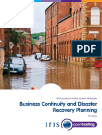 Business Continuity and Disaster Recovery Planning - Emergency Planning With IRIS Hosting (2)