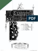 Albeniz Preludes of Spain Op_232_no_1