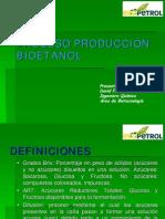 Proceso Bioetanol